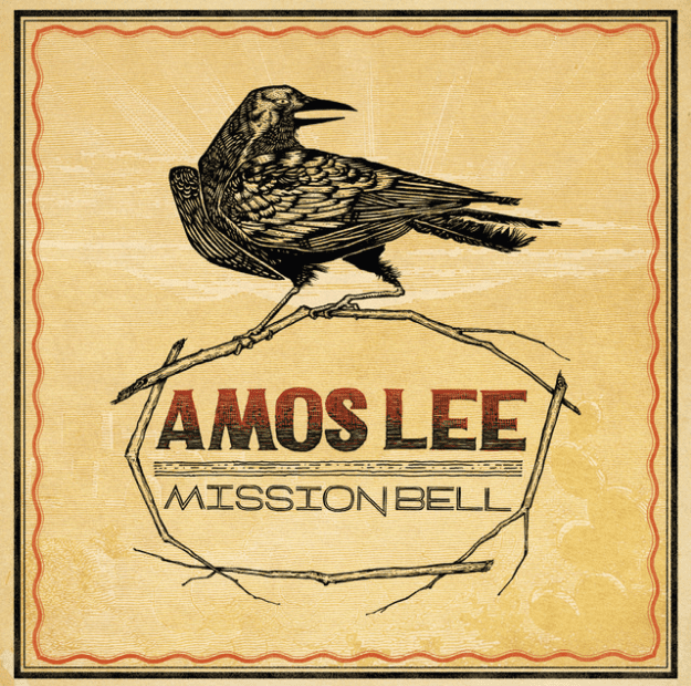 Amos Lee Mission Bell CD