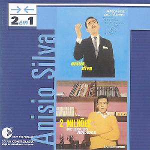 Anisio Silva 2 em 1 Alguem Me Disse e 2 Milhoes de Discos Vendidos CD