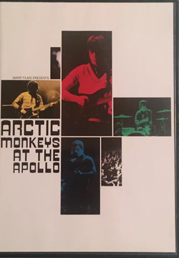 Arctic Monkeys At The Apollo DVD