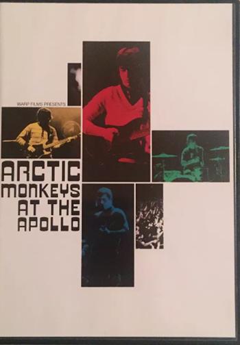 Arctic Monkeys At The Apollo DVD