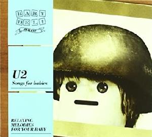 Baby Deli Music U2 Songs For Babies CD