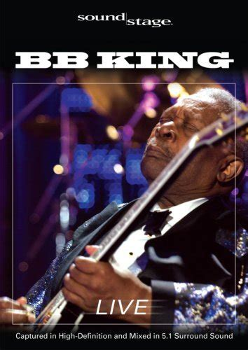BB King Live   DVD