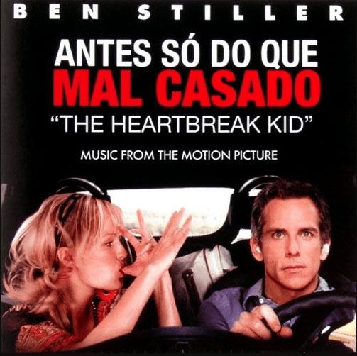 Ben Stiller Antes So Do Que Mal Casado The Heartbreak Kid CD