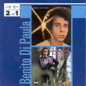 Benito Di Paula 2 em 1 Benito Di Paula e Um Novo Samba CD