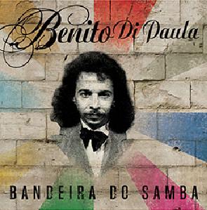 Benito Di Paula Bandeira do Samba CD