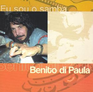 Benito Di Paula Eu Sou o Samba CD