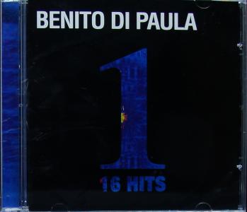 Benito Di Paula One 16 Hits CD