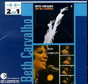 Beth Carvalho 2 em 1 Pra Seu Governo e Canto Por Um Novo Dia CD
