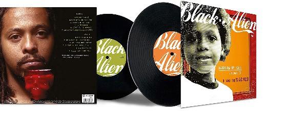 Black Alien Babylon By Gus - Vol. 1 - O Ano Do Macaco Lp