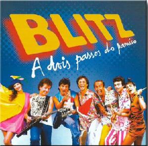 Blitz A Dois Passos Do Paraiso CD