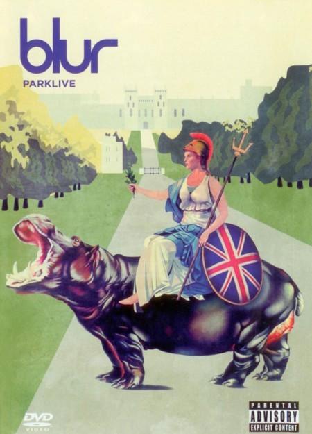 Blur Parklive   DVD