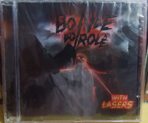Bonde Do Role With Lasers CD