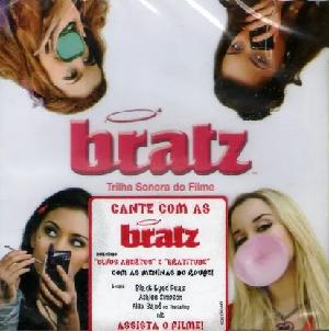 Bratz Trilha Sonora Do Filme CD