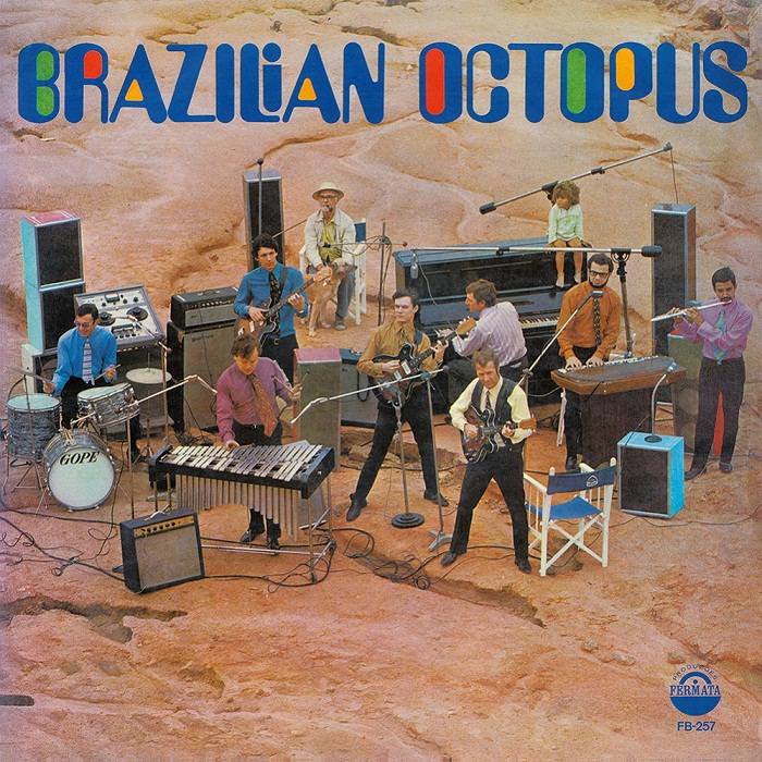 Brazilian Octopus    LP Brazilian Octopus
