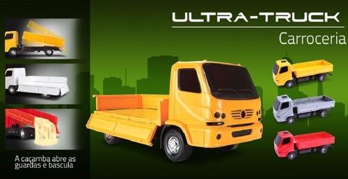 Caminhao Ultra Truck Carroceria Omg Kids