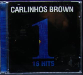Carlinhos Brown One 16 Hits CD