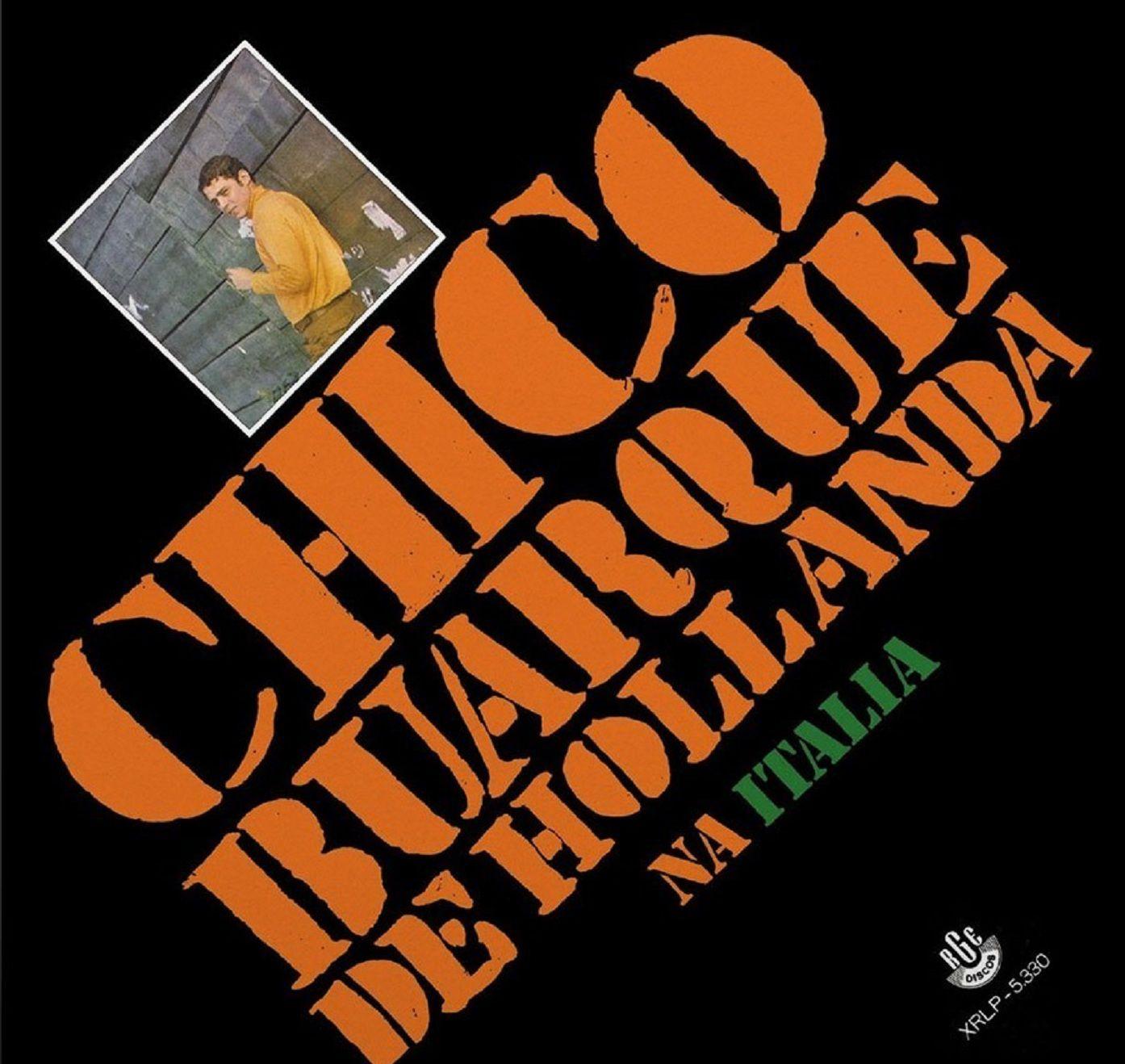 Chico Buarque de Holllanda - Os Primeiros Anos- Box Lps