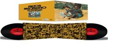 Clube da esquina Volumes 1 e 2  Milton Nascimento e Lo Borges     KIT LPs