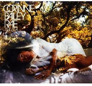Corinne Bailey Rae The Sea CD