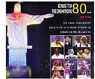 Cristo Redentor 80 anos Ao Vivo CD