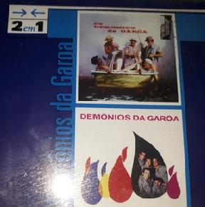 Demonio Da Garoa 2 em 1 Os Deminios da Garoa CD