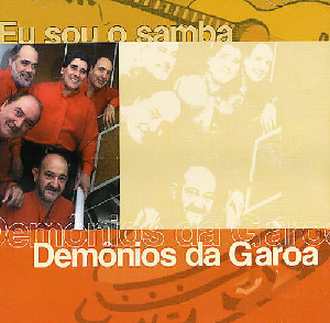 Demonios Da Garoa Eu Sou o Samba CD