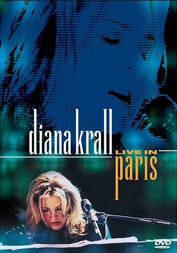 Diana Krall Live In Paris DVD