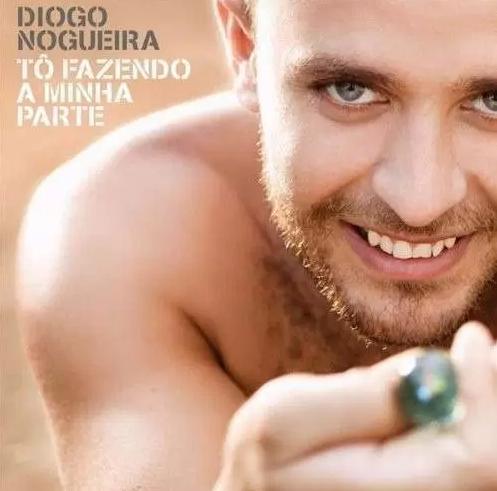 Diogo Nogueira To Fazendo A Minha Parte CD