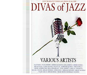 Divas Of Jazz CD