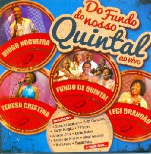 Do Fundo Do Nosso Quintal Ao Vivo CD