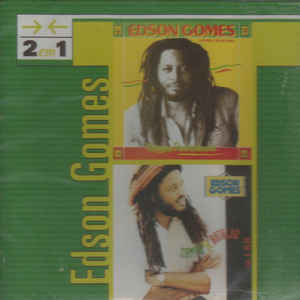 Edson Gomes 2 em 1 Reggae Resistencia e Campo De Batalha CD