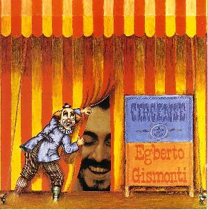 Egberto Gismonti Circense CD