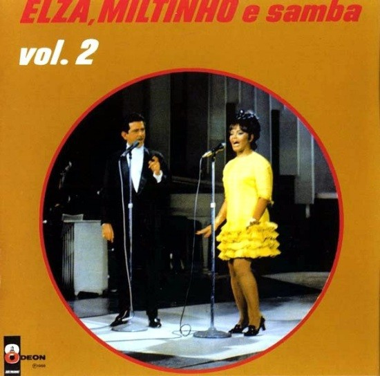 Elza Soares, Miltinho e Samba Volume 2   CD