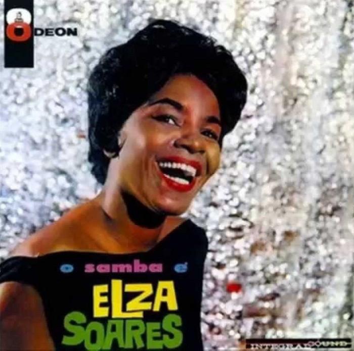 Elza Soares  O samba e Elza Soares   CD