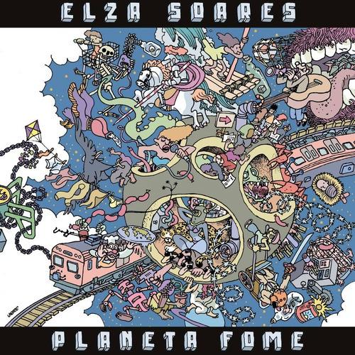 Elza Soares Planeta Fome    LP