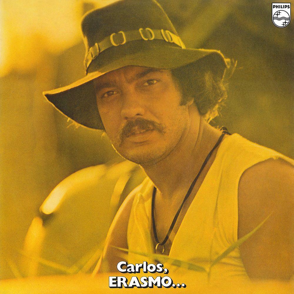 Erasmo Carlos Carlos Erasmo Lp