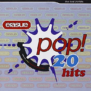 Erasure Pop! The First 20 Hits CD