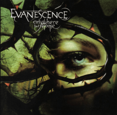 Evanescence Anywhere But Home CD e DVD