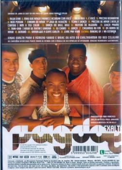 Exaltasamba Todos Os Sambas Ao Vivo DVD