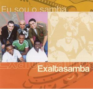 Exaltasamba Eu Sou O Samba CD