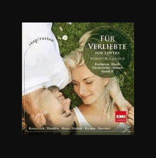 For Lovers Romantic Classics CD