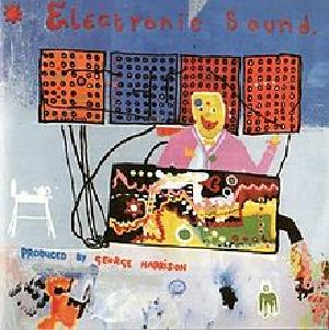 George Harrison Electronic Sound CD