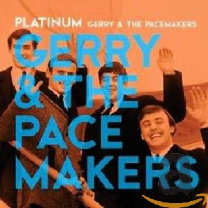 Gerry e The Pacemakers Platinum CD