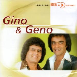 Gino e Geno Bis CD Duplo