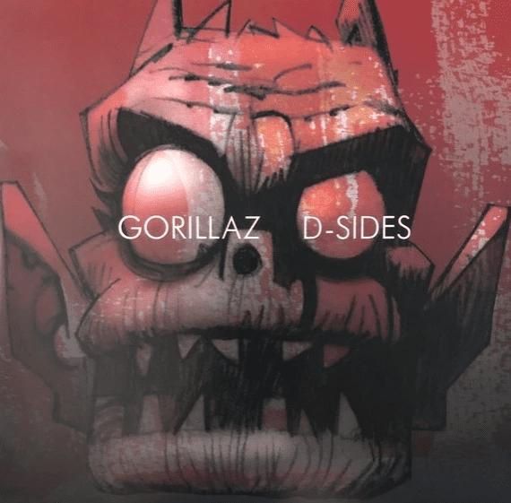 Gorillaz D Sides CD Duplo