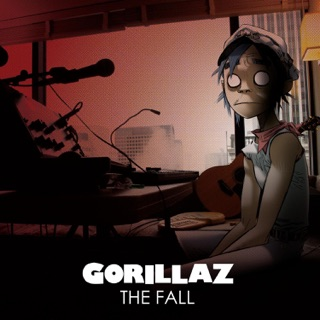 Gorillaz The Fall CD