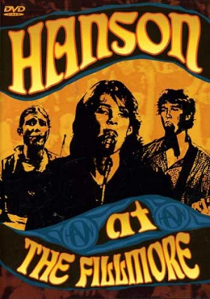 Hanson At The Fillmore DVD