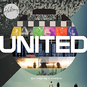 Hillsong United Live In Miami CD Duplo