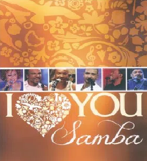 I LOVE YOU Samba CD