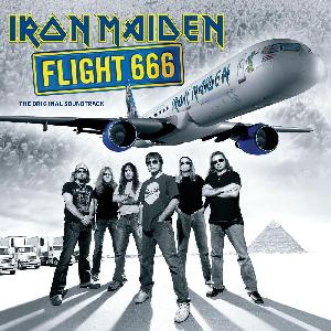 Iron Maiden Flight 666 - 2 CDs